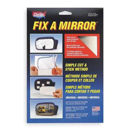 Mirror Repair Kit,Silver