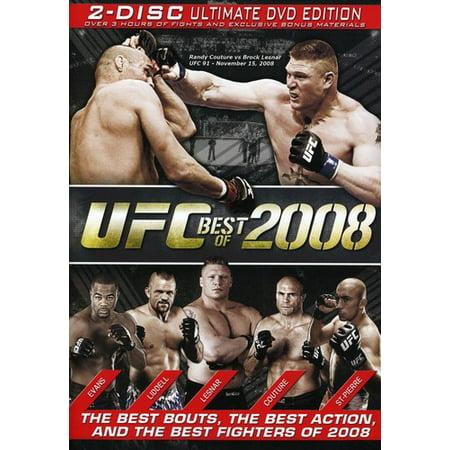 UFC: Best of 2008 (DVD) (Ufc Best Fights Videos)