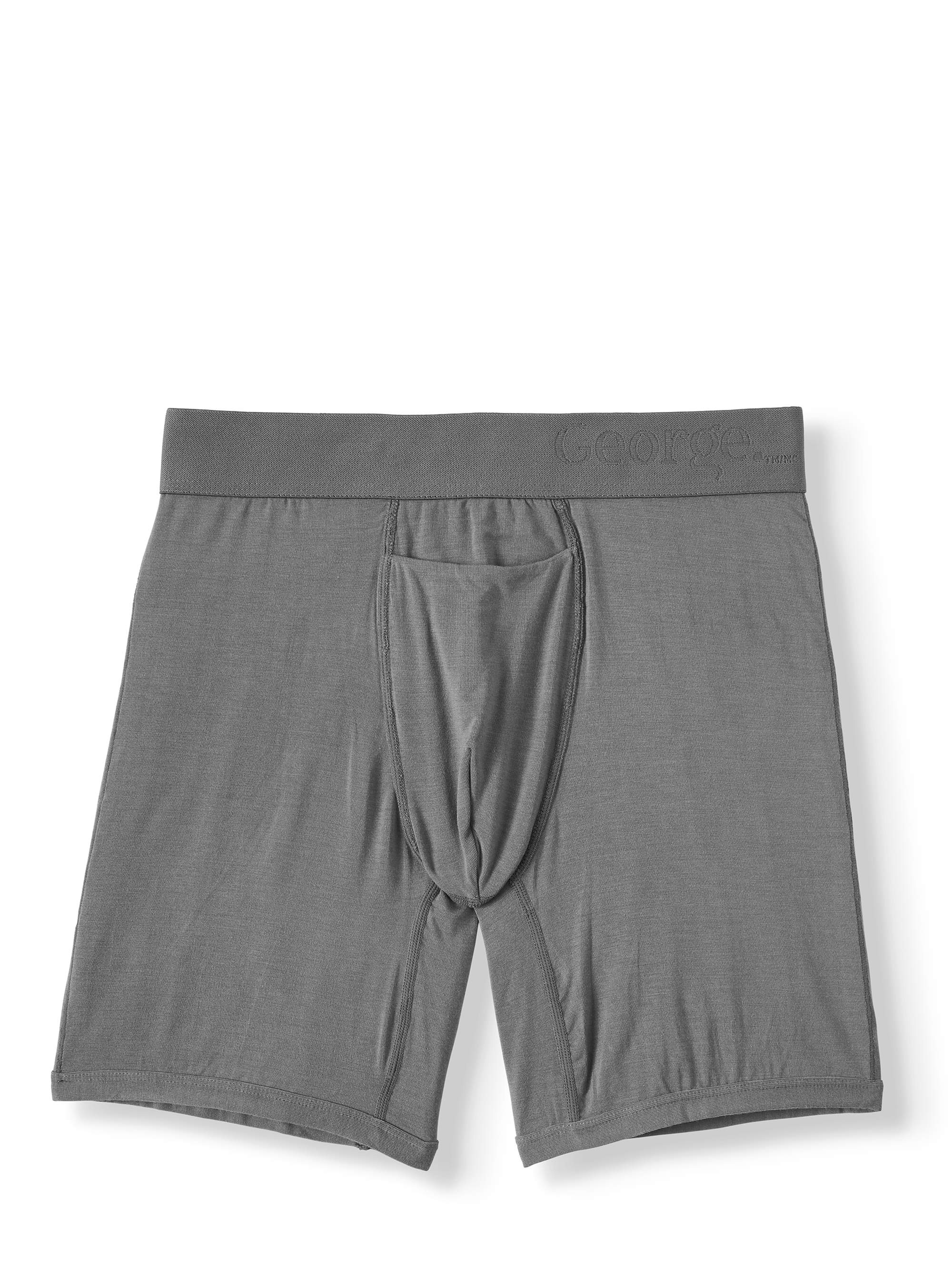 Mens Underpants Boxer Briefs Love Always Wins Underwear Low Waist Cotton No Trace