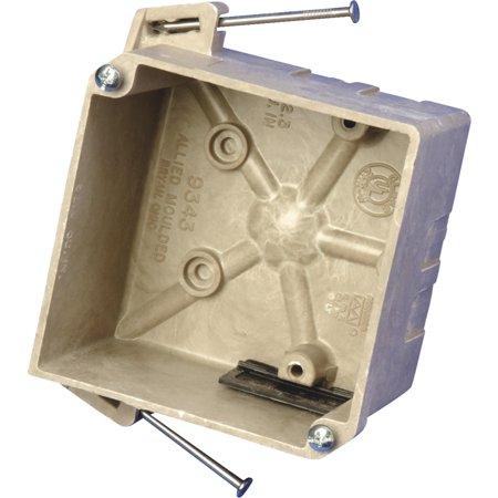 Image of Allied Moulded fiberglassBOX Square Box