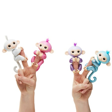 Fingerlings Monkey, 2 Piece Bundle