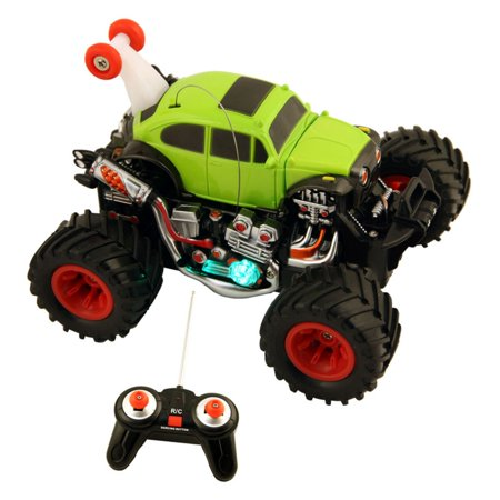 Flipo Tip Lorry Remote Control Stunt Car (Rc Car Gas Line)