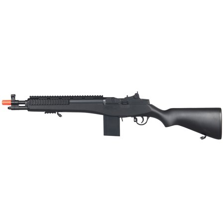M305F M14 Garand Spring Powered Airsoft Rifle BB Gun (Best Airsoft M14 Ebr)