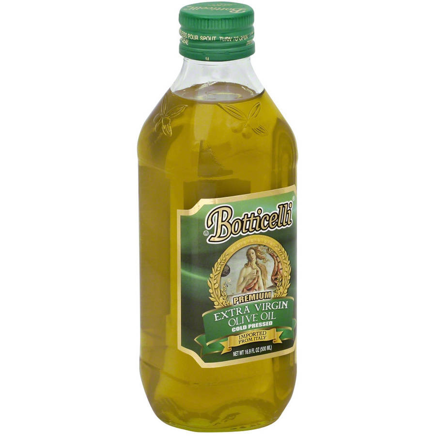 Botticelli Extra Virgin Olive Oil, 17 fl oz, (Pack of 12) by
