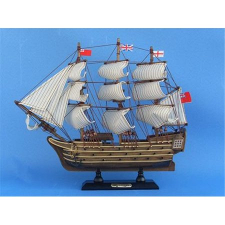 Hms Victory Gift Set - HMS Victory 14 in. Decorative Tall Model Ship