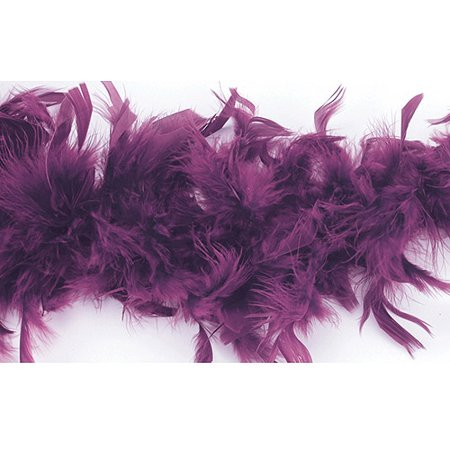 Zucker Feather Products Chandelle Feather Boa - Victorian Trading Company Halloween
