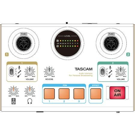 Tascam MiNiSTUDIO Creator US-42 Audio Interface for Online