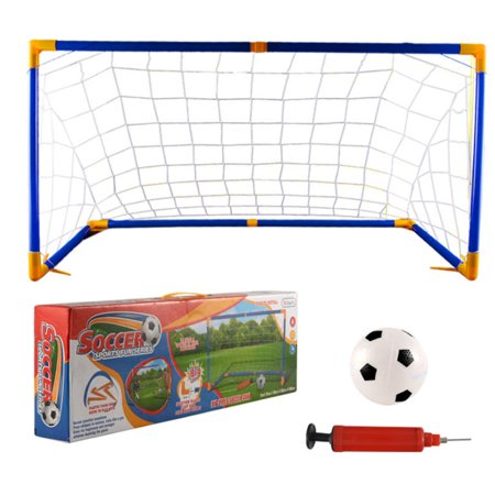Iuhan Premium Portable Soccer Goal Set Endless Fun And Game Time Indoor And (Best Soccer Goals Of All Time)