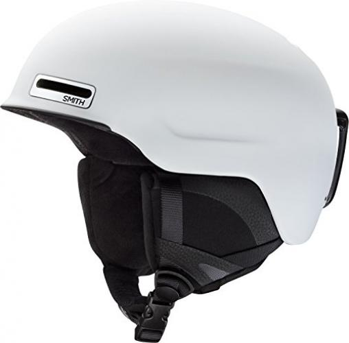 Smith Optics Unisex Adult Maze Snow Sports Helmet Matte White Small (51-55CM) by Smith Optics