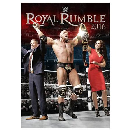 WWE: Royal Rumble 2016 (2016)