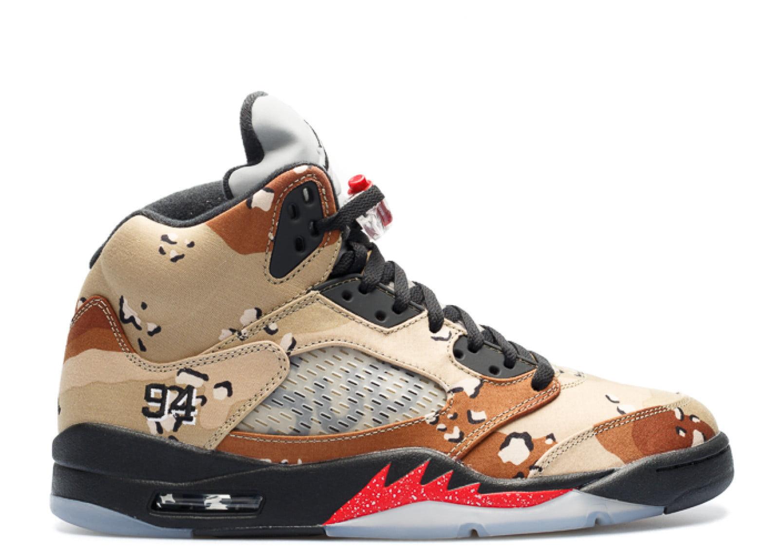 promo code 66d0a 4f479 Air Jordan 5 X Lotion Blanche Suprême Livraison gratuite véritable  Gl4wz7RAdl