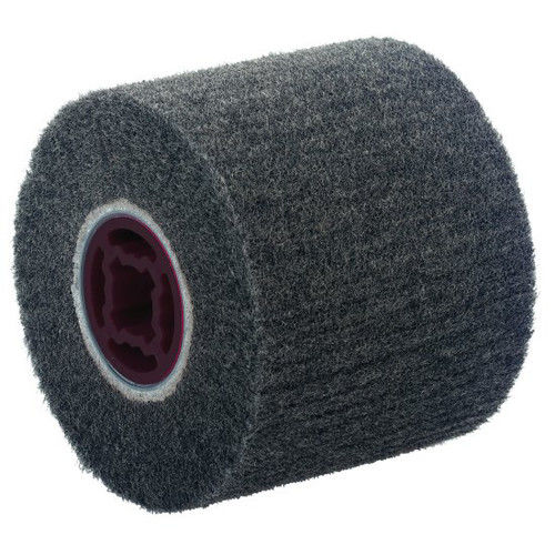 Metabo 623487000 4 in. x 4 in. P80 Non-Woven Abrasive Flap Wheel