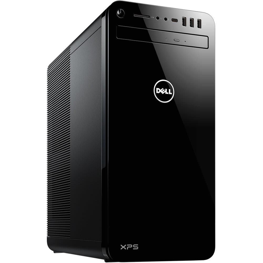 Dell XPS 8930 VR Ready Gaming Desktop Computer Intel Core i7 (8th Gen) i7-8700 3.20 GHz 8 GB DDR4 SDRAM 16 GB... by Dell