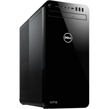 I7 Gaming Computer - Dell XPS 8930 VR Ready Gaming Desktop Computer - Intel Core i7 (8th Gen) i7-8700 3.20 GHz - 8 GB DDR4 SDRAM - 16 GB Optane Memory - 1 TB HDD - Windows 10 Home
