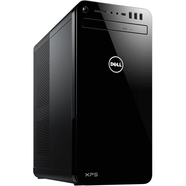 Dell XPS 8930 VR Ready Gaming Desktop Computer - Intel Core i7 (8th Gen) i7-8700 3.20 GHz - 8 GB DDR4 SDRAM - 16 GB Optane Memory - 1 TB HDD - Windows 10 Home