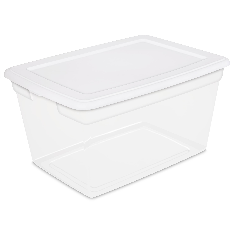 storage oz white pp plastic the company cary tub