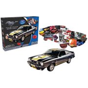 Aquarius Ford Mustang & Collage Jigsaw Puzzle