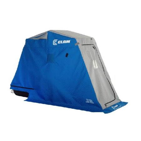 Clam ice fishing 9707 fish trap fish trap x series for Clam ice fishing shelters
