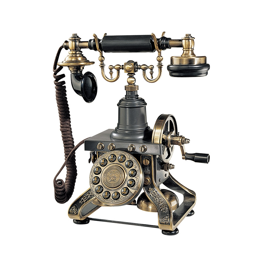 Design Toscano The Eiffel Tower Telephone
