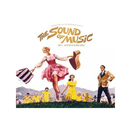 The Sound of Music (50th Anniversary) Soundtrack (CD)