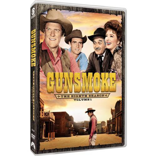Gunsmoke: The Eighth Season, Vol. 1 (Full Frame)