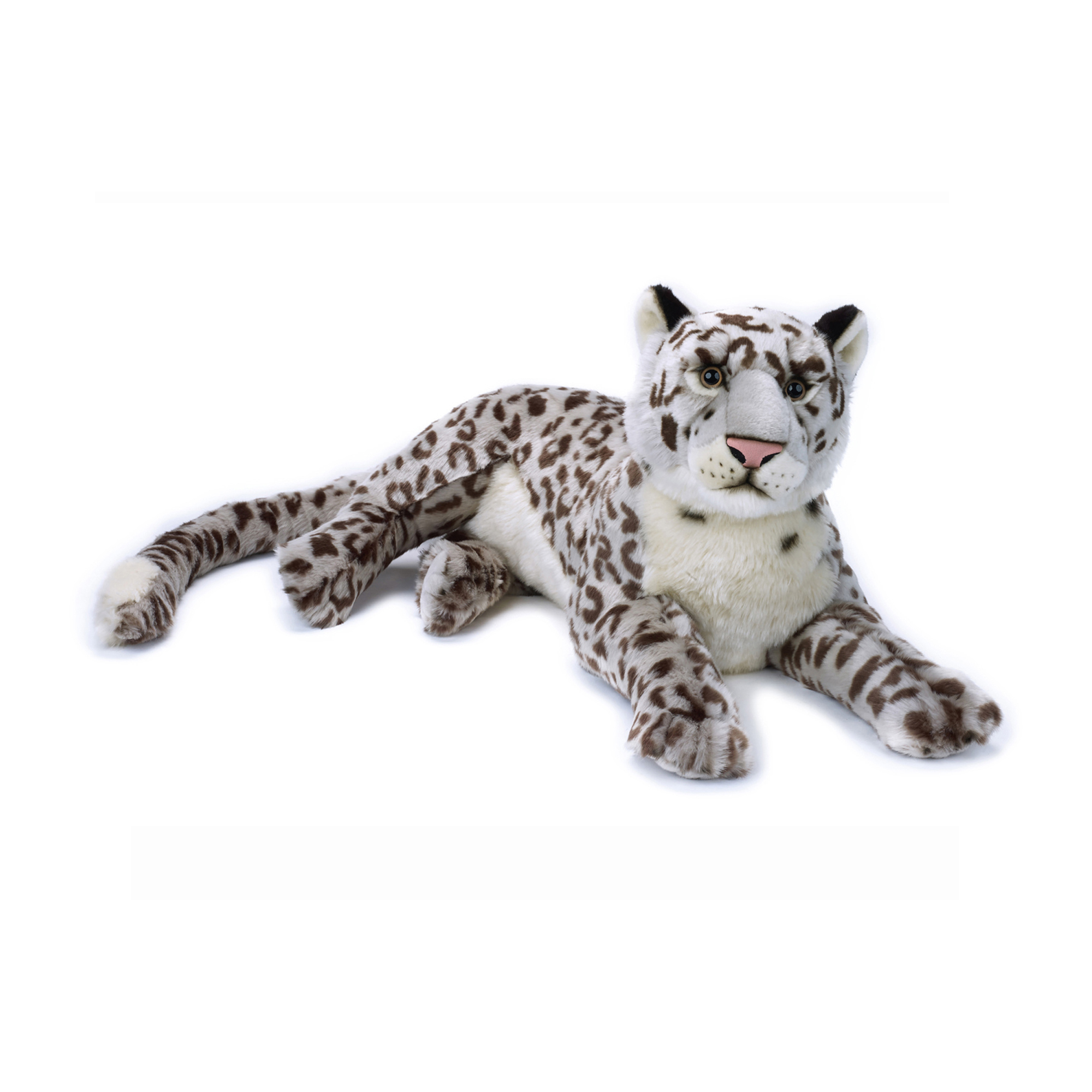 Lelly National Geographic Plush, Snow Leopard by National Geographics