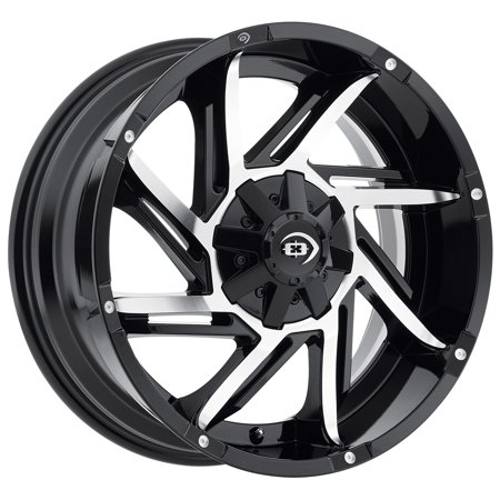- Vision 422 Prowler 17x9 6x135/6x5.5