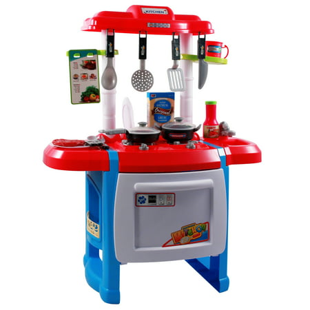 c12772999c7d Jumbo Childrens Toy Kitchen Oven Play Set - Walmart.com