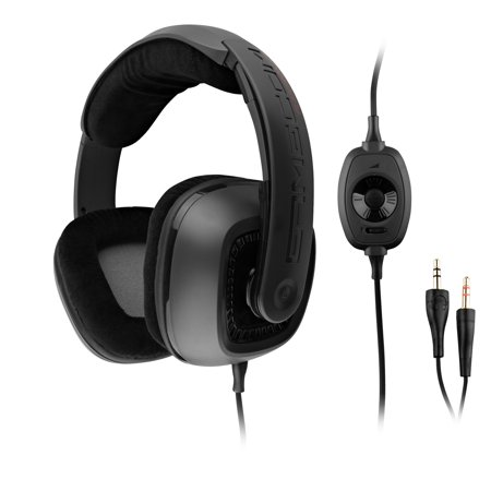 Plantronics GameCom 777 Dolby 5.1 Surround Sound USB Gaming Headset  - Black (Certified