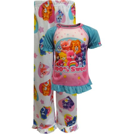 Care Bear Toddler Pajama - Toddler Care Bear Costume
