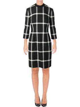 3bc371347b5 Product Image BOSS Hugo Boss Womens Hadena Professional Business Attire Wear  to Work Dress