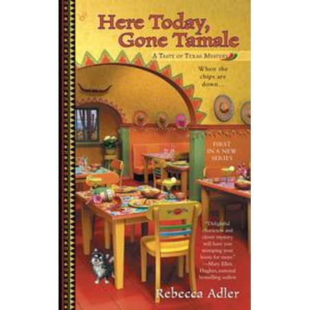 Here Today, Gone Tamale - eBook