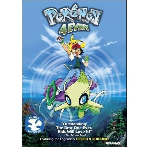 Pokemon 4Ever (Widescreen) by