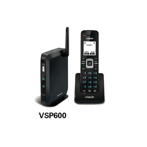VTech ErisTerminal VSP600 Cordless Base Station and Extra Handset by VTech
