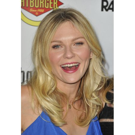 Kirsten Dunst At Arrivals For The Bachelorette Premiere Arclight Hollywood Los Angeles Ca August 23 2012 Photo By Dee Cerconeeverett Collection Photo Print