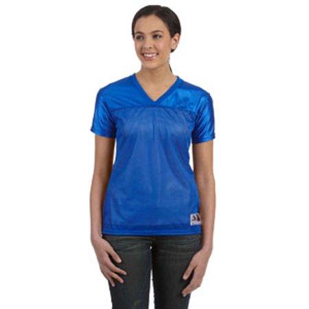 Augusta Sportswear Ladies' Junior Fit Replica Football T-Shirt 250