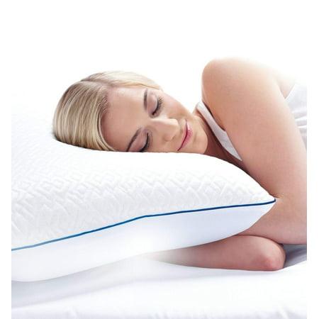 Stay Cool Gel Memory Foam Pillow, Serta Stay Cool Gel Memory Foam Pillow. By