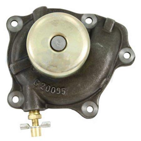 RE507604 Water Pump For John Deere Skid Steer Loader 328D 332 332D 325 326D (318 325 328 M3 Coupe)