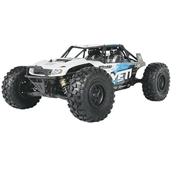 Axial AX90026 Yeti 4WD RTR RC Crawler (1/10 Scale) Multi-Colored
