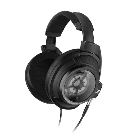 Sennheiser HD 820 Over-Ear Closed-Back Headphones (Black) Sennheiser Silver Hd Headphone