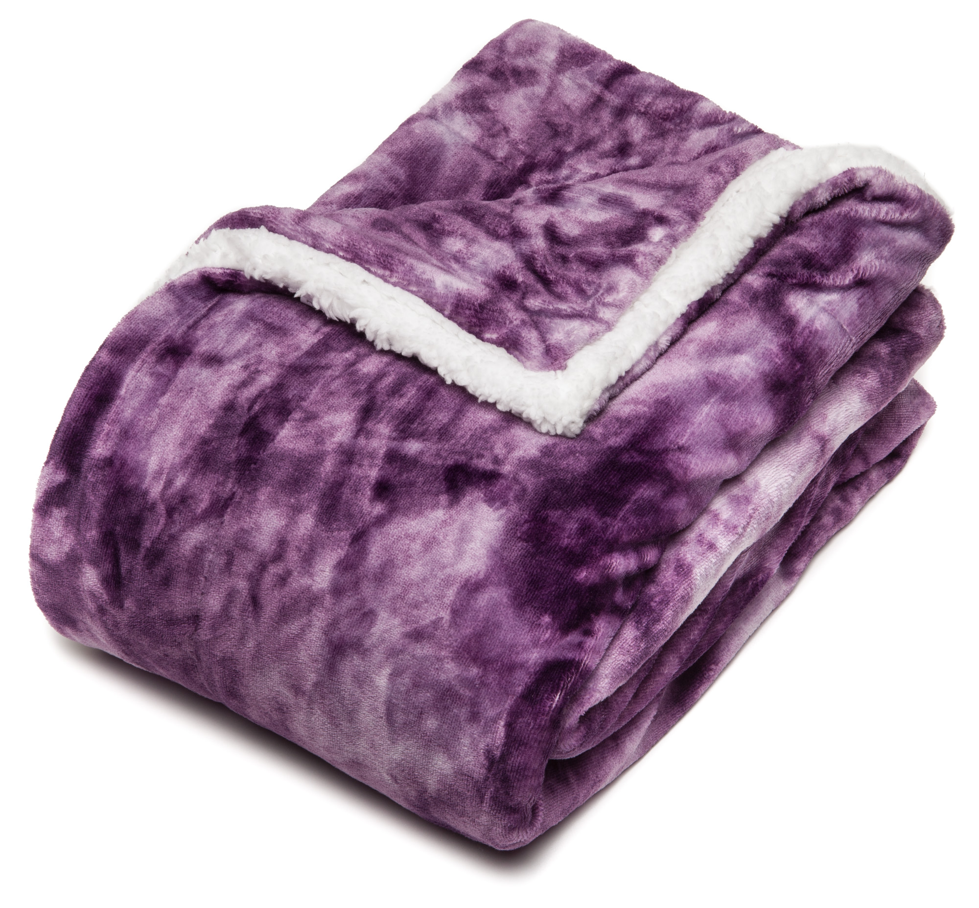 """Chanasya Cloud Print Reversible Velvet Fleece Throw Blanket - for Couch Bed Sofa Chair Day Nap - Super Soft Cozy Snuggly Comfort Chick Plush Light Weight Sherpa Blanket - 50""""x65"""" - Black"""