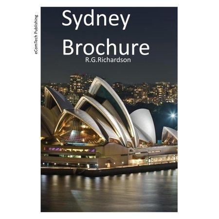 Brochure Catalog Guide - Sydney NSW Brochure - eBook