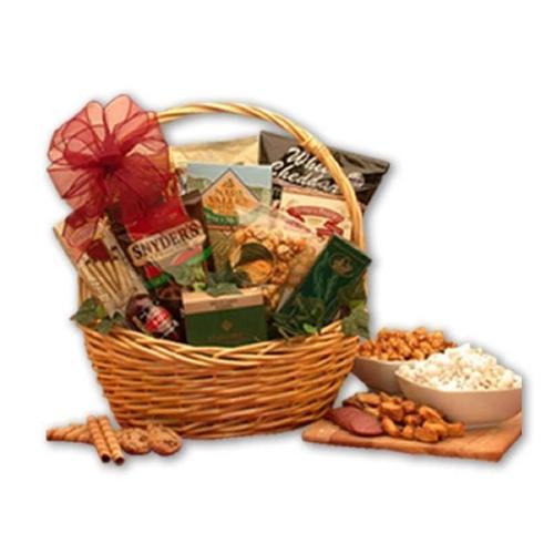 Gift Basket Drop Shipping The Ultimate Snack Gift Basket
