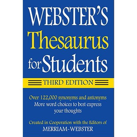 Webster's Thesaurus for Students - Halloween History For Students