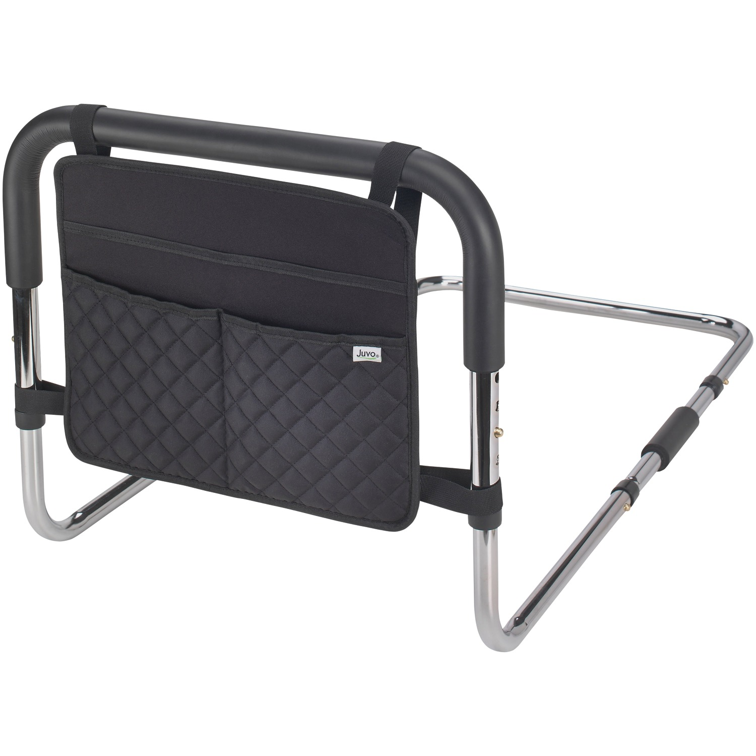 Juvo Products BSR101 Bed Safety Rail & Caddy