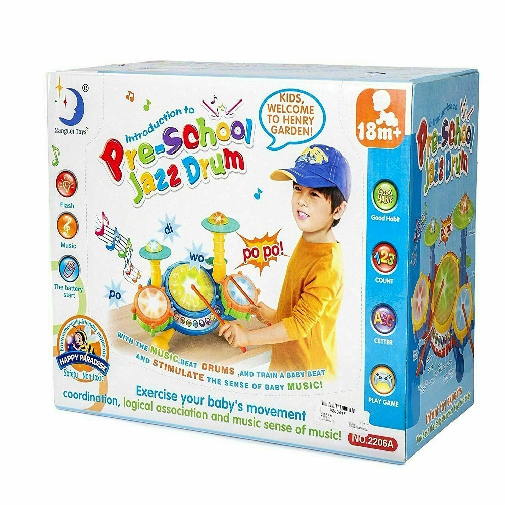 Educational Toys For 2 Year Old Baby Kids Toddlers Boy ...