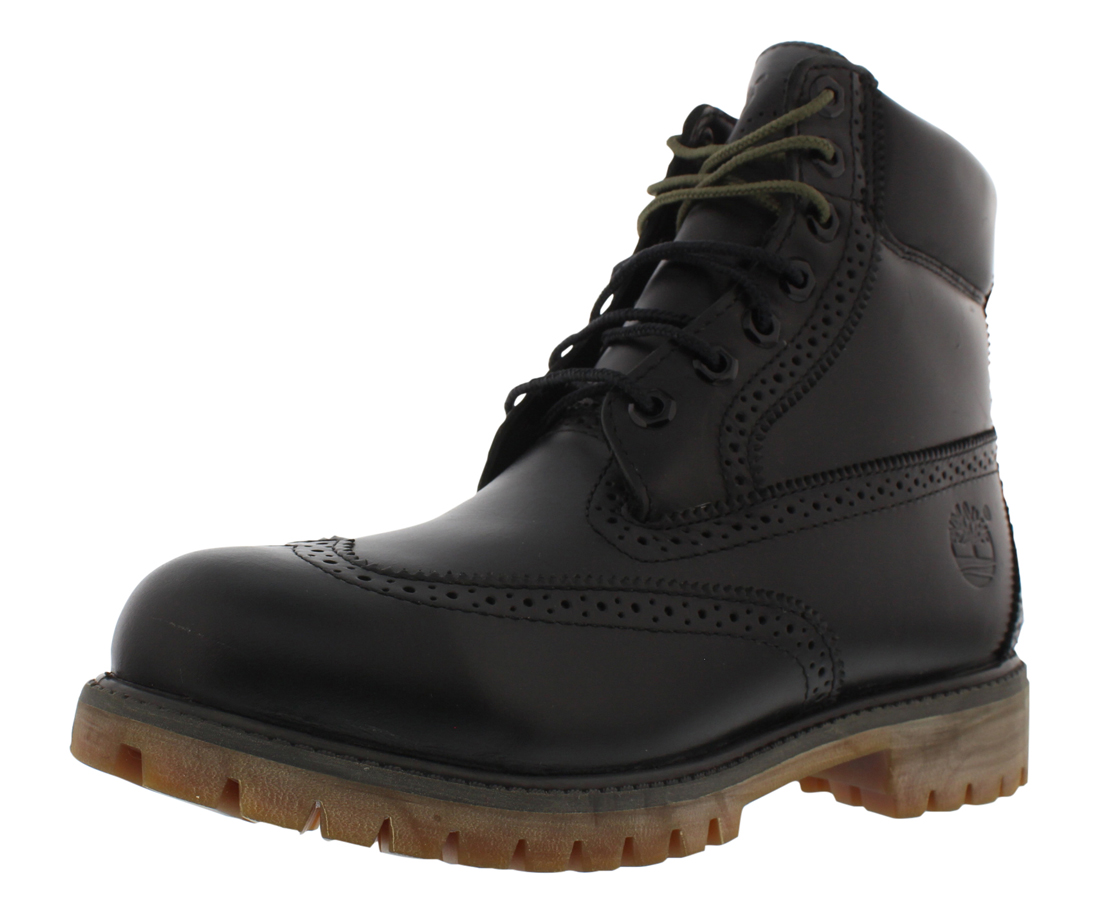 Timberland 6 Brogue Boots Men's Shoes Size by