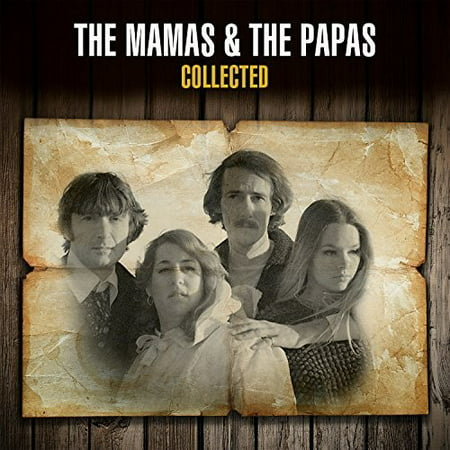 Collected (Vinyl) (16 Greatest Hits Mamas And The Papas)