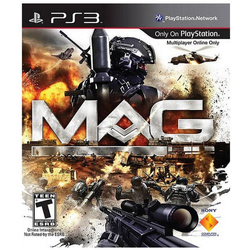 Mag (PS3) - Pre-Owned