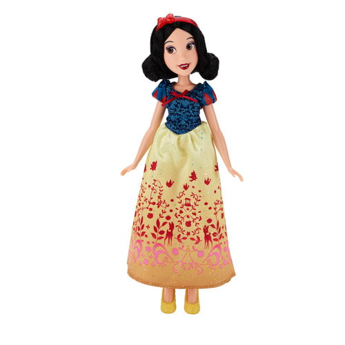 Disney Princess Royal Shimmer Snow White Doll by Hasbro
